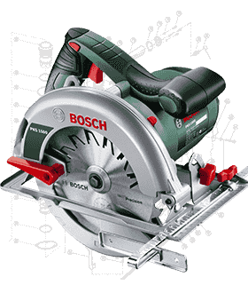 Bosch Saw Repair Parts