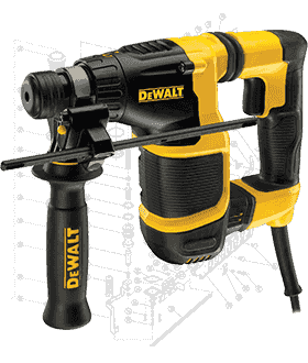 OEM Tool Repair Parts | Replacement Parts | Tool Parts | DIY